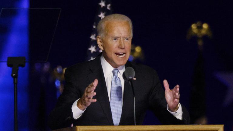 Így üdvözölték a nemzetközi lapok Biden győzelmét