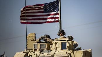 Amerikai katonák haltak meg egy pokolgépes merényletben Szíriában