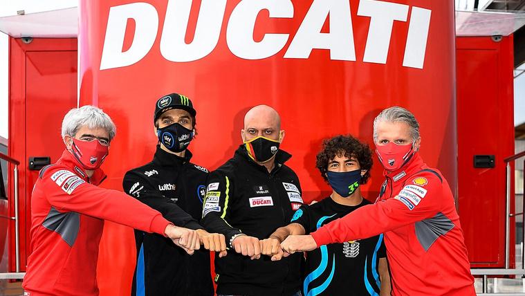 MotoGP-Luca-Marini-Enea-Bastianini-Avintia-Ducati