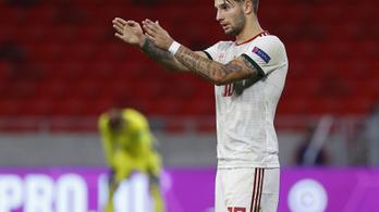 Karanténban a Salzburg, Szoboszlai lemarad az Izland elleni meccsről?