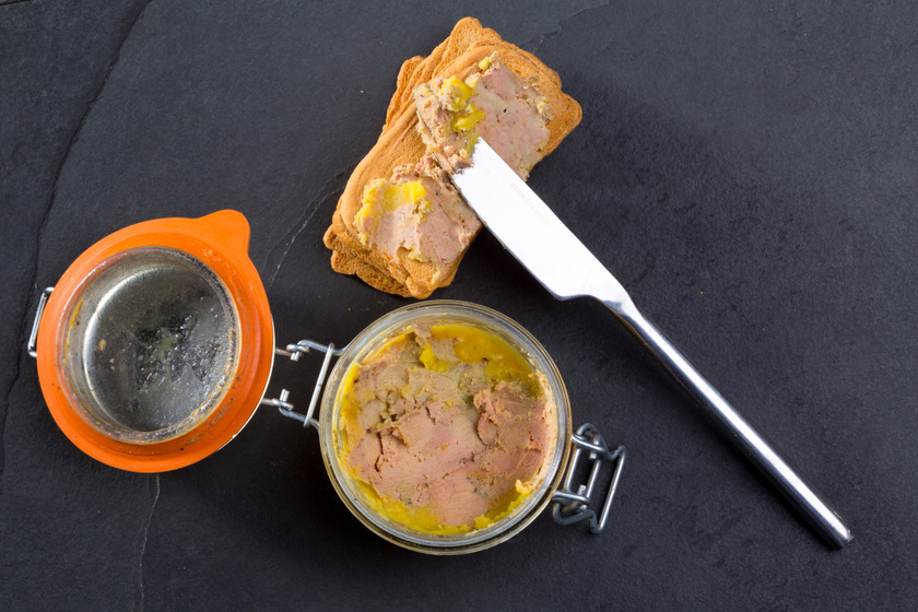 Tokajis libamájpástétom: igazi Márton-napi ínyencség