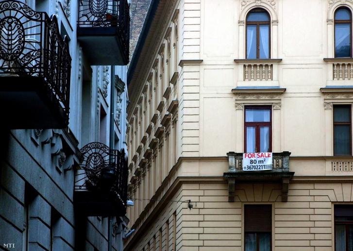 ELadó ingatlan Budapesten 2016-ban