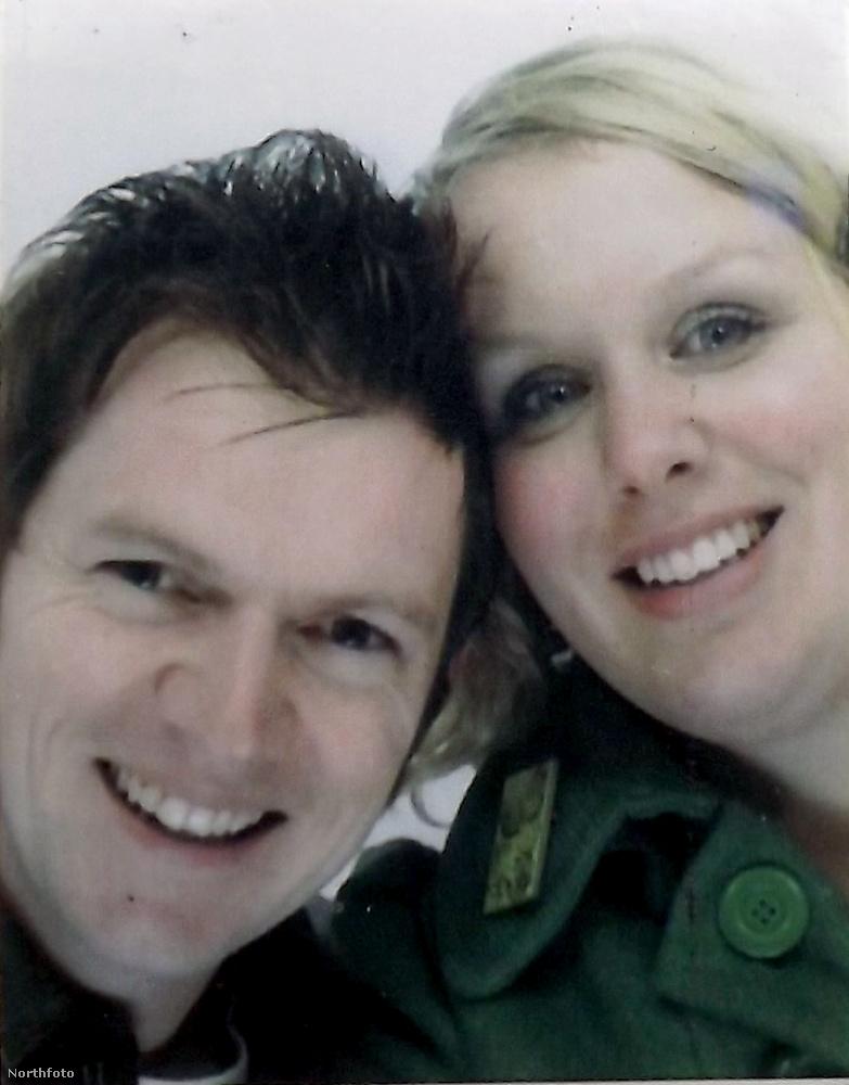 Figyelem, ez a házaspár utolsó, gyerekmentes közös képe, a fotó készültekor Michelle már három hónapos terhes volt.
