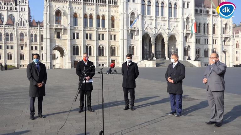 Orbán Viktor beelőzte az ellenzék 11 járványvédelmi pontját
