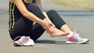 Minden futó rémálma: így alakul ki a fáradásos törés