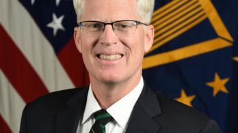 Új védelmi minisztert nevezett ki Donald Trump