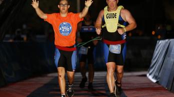 Vasakarat - először teljesítette az Ironman versenyt Down-szindrómás sportoló