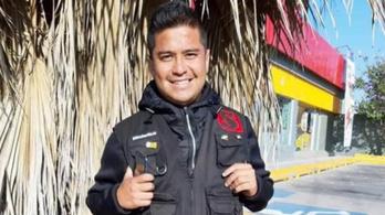 Újabb újságírót öltek meg Mexikóban munka közben