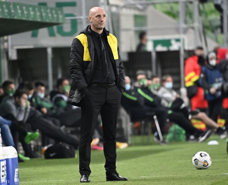 Kuttor Attila már nem a Mezőkövesd vezetőedzője