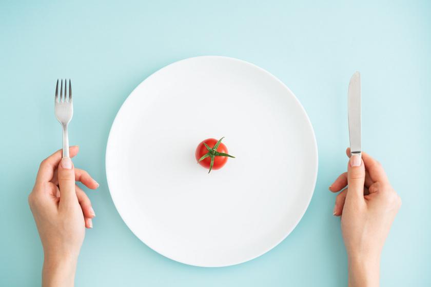 Miért nem fogysz, ha szinte alig eszel valamit? Ezért nem szabad 1200 kalóriánál kevesebbet fogyasztani