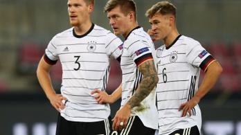 Egyre népszerűtlenebb hazájában a német futballválogatott