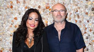 Phil Collins válása mostanra a nyílt sértegetésig fajult