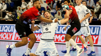 A THW Kiel lesz a Veszprém ellenfele a BL final fourban