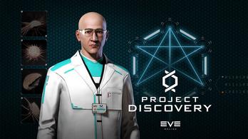 Koronavírust kutatóknak dolgoznak az Eve Online játékosai