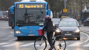 Metrópótló kerékpározáshoz nem kell a Bubi