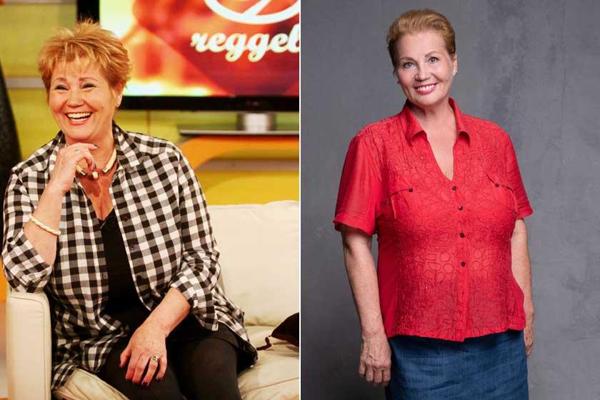 Az RTL Klub Reggeli című műsorában 2011 májusában, illetve a TV2 Farm VIP című műsorának szereplőjeként.
