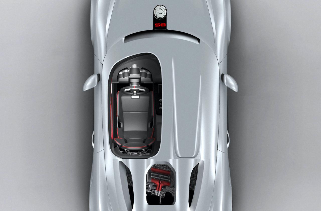 Ennek tiszteletére készítette el Mauer és csapata 2014-ben a Boxster Bergspydert, ez szintén egy működőképes prototípus. Elődjénél többszörösen nehezebb, bár 1130 kilójával azért nem szégyenkezhet. Ezt a valamivel több, mint egy tonnát a Cayman GT4 3,8 literes motorja hajtja, ami 387 lóerőre képes.