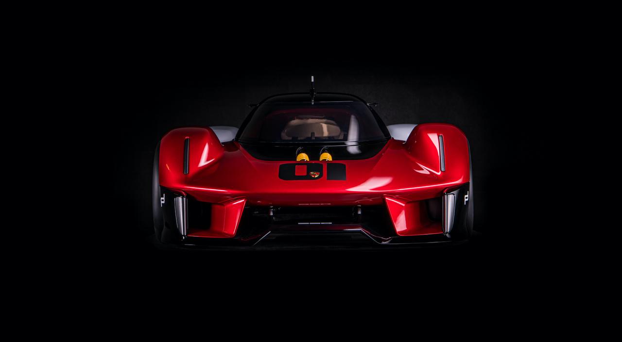 A Vision 920 is a Le Mans-i tripla, a 2015 és 2017 közötti győzelmek miatt készült