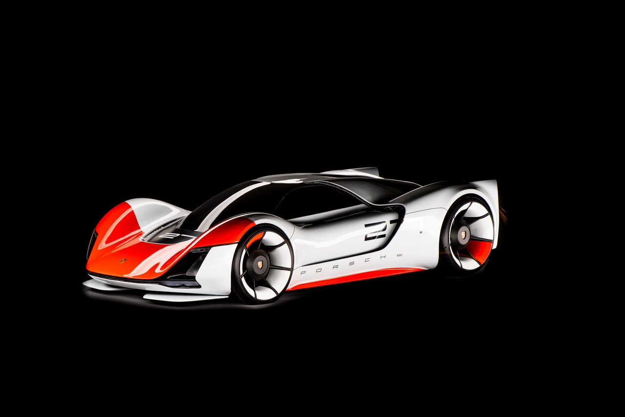 A 906 Living Legend a Porsche 906 emlékére készült, és ez is 1:1 méretarányú modell.