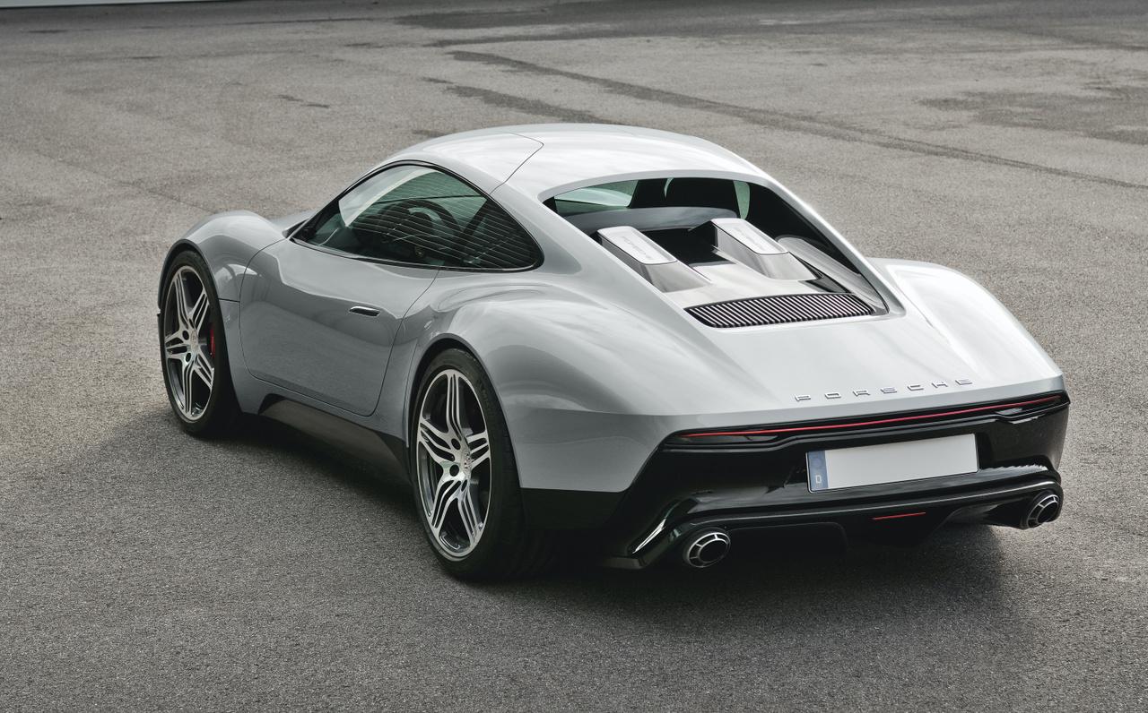 A tervezés közben a dizájnerek ráeszméltek, hogy az autó, amit terveztek, kísértetiesen hasonlít egy múzeumban lévő példányra, a Porsche 904-re.