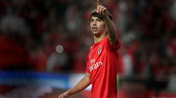 Élvezet és szenvedély – ez a legfontosabb a Benfica akadémiáján