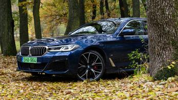 BMW 530e xDrive Limousine – 2020