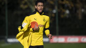 A Dortmund 17 éves játékosa is bekerült az angolok keretébe