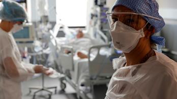 Majdnem négyezer orvos és nővér fertőződött már meg idehaza