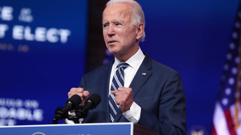 Joe Biden: Az Egyesült Államok visszatér a világpolitikába