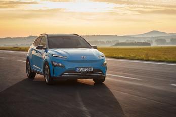Villanyautósabb formát kap a Hyundai Kona Electric