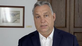 Orbán Viktor: A hadsereg is részt vesz a kijárási tilalom betartatásában