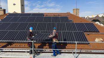 Két évvel korábban elfogyott az energiahatékonysági támogatás keretösszege