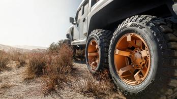 Rezvani Hercules: hatkerekű rém Jeep alapon