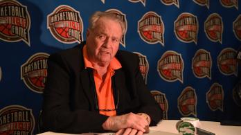 Elhunyt a Boston Celtics legendás alakja