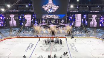 Tervezik az NHL új szezonját, de van egy nagy probléma