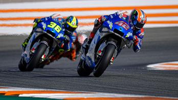 MotoGP: Valencia I.