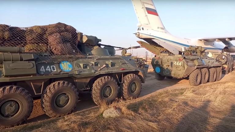 Hegyi-Karabah: török–orosz békefelügyelet