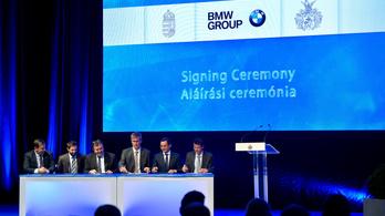 A BMW elektromos autókat fog gyártani Debrecenben