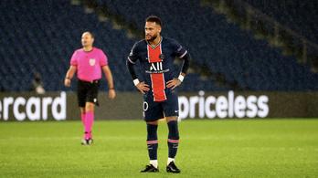 Fizetésemelés nélkül hosszabbíthat Neymar a PSG-vel