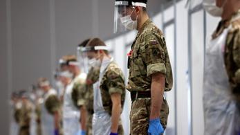 Már 50 ezer Covid-halott Nagy-Britanniában