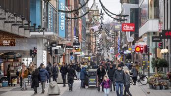 Szesztilalommal kezdődik a svéd járványvédelmi szigor