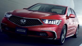 Valódi önvezető autókat ad el a Honda