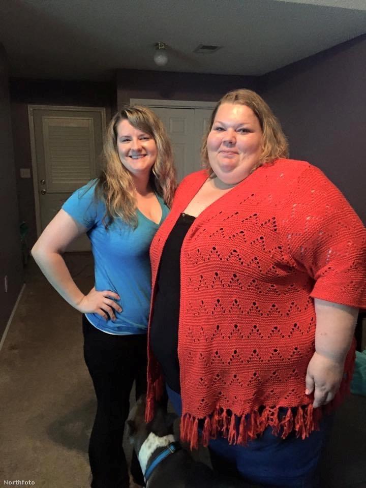 Andrea különböző diétás módszert és fogyasztótablettát kipróbált, de ha sikerült is pár kilót leadnia, azt rövid időn belül újra visszaszedte.