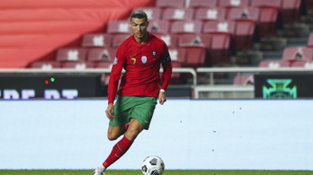 Nyolc gól és C. Ronaldo lesz a legnagyobb