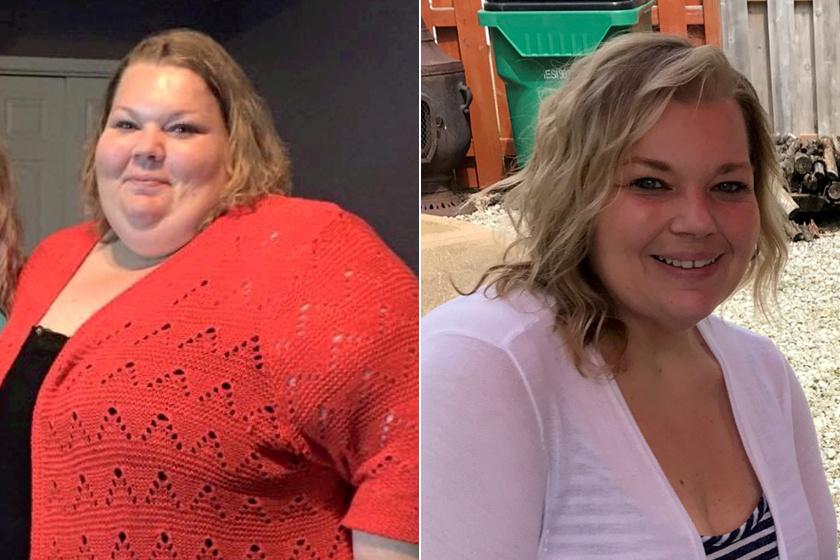 Már saját kocsijába sem tudott beülni a 270 kilós Andrea: 170 kilót fogyott ezzel a három dologgal