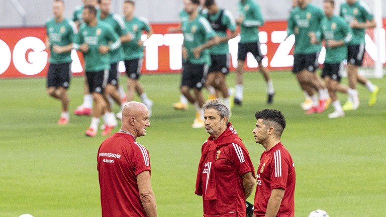 Marco Rossi nem csak lélekben lesz ott a Puskás Arénában
