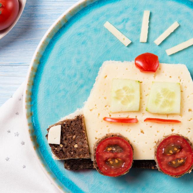 A legcukibb szendvicsek gyerekeknek, amit biztosan imádni fognak - Észre sem veszik majd, hogy egészségeset esznek