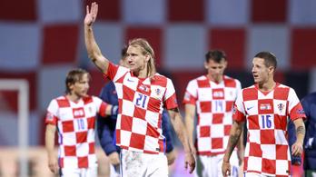 Meccs közben derült ki, hogy koronavírusos a horvát futballista