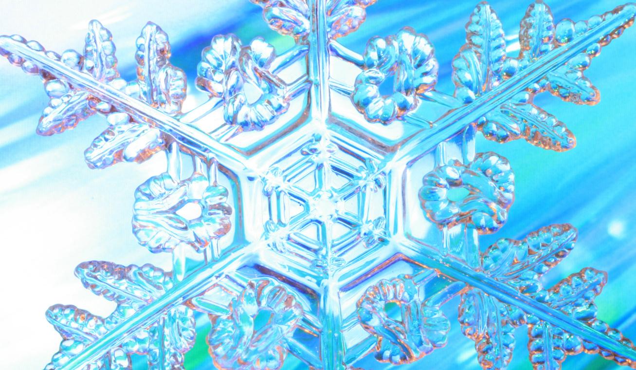 hópehely alak