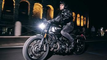 A Ducati előállt egy új Scramblerrel